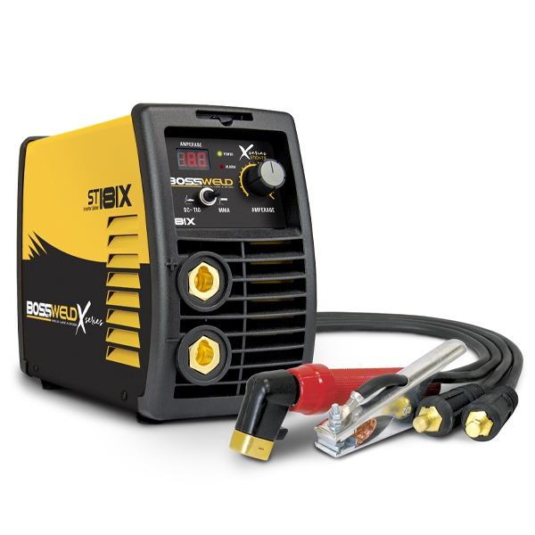 Bossweld X-Series ST 181X MMA and DC Lift TIG welder