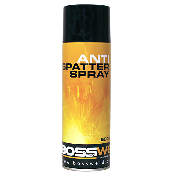 Bossweld Solvent-Based Anti Spatter Spray
