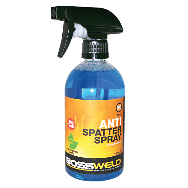 Bossweld Blue Water Based Anti Spatter