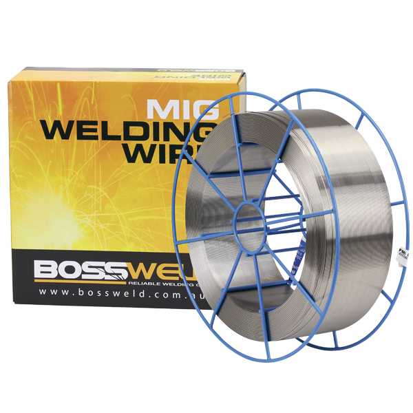 Bossweld 309Lsi Stainless Steel MIG Wires