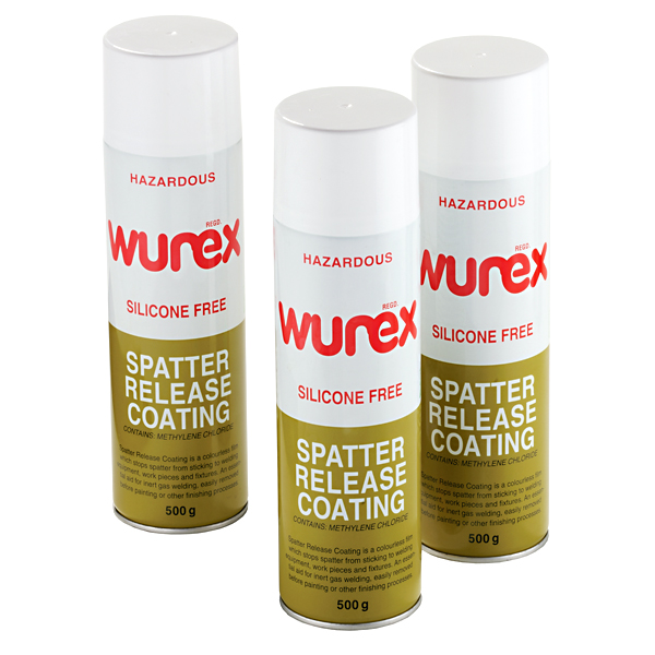 Wurex Aerosol Anti Spatter Spray