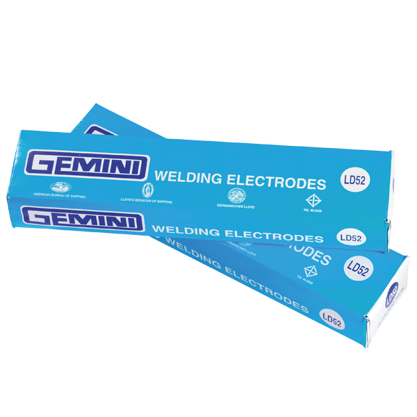 Gemini LD52 Hydrogen Controlled Electrodes