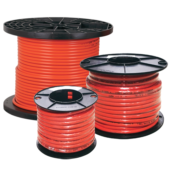 Bossweld Orange Welding Cable
