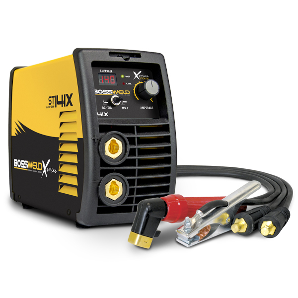 Bossweld X-Series ST 141X MMA and DC Lift TIG welder